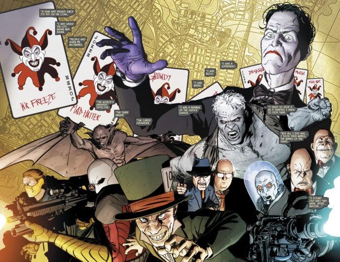 batman 26 war of jokes and riddles team joker