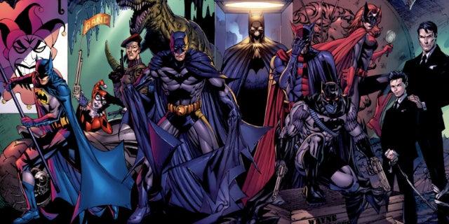 Batman Battle For the Cowl Movie