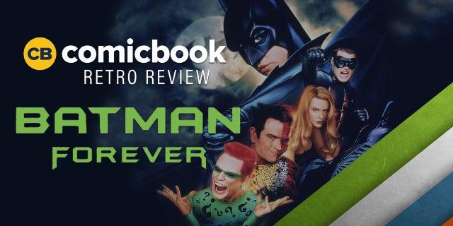 Batman Forever (1995) - ComicBook Retro Review screen capture
