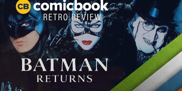 Batman Returns (1992) - ComicBook Retro Review screen capture