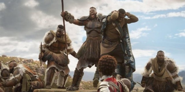 Black Panther Movie M'Baku Man-Ape