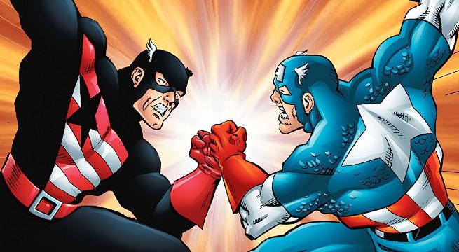 Captain America The Captain