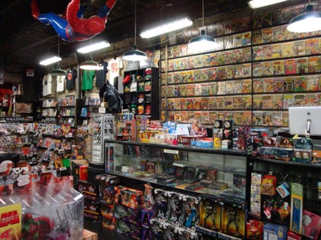 Chicago Comics - 1