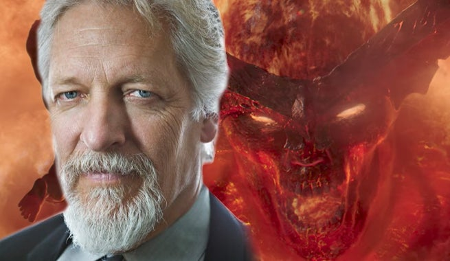 clancy brown cast as surtur in thor ragnarok