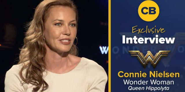 Connie Nielsen Talks Wonder Woman screen capture
