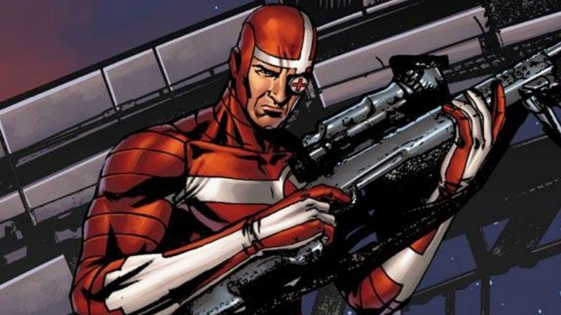 Crossfire Marvel Cinematic Universe