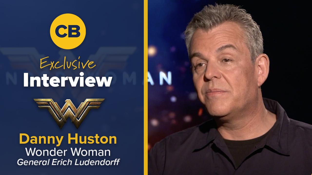 Danny Huston Talks Wonder Woman screen capture