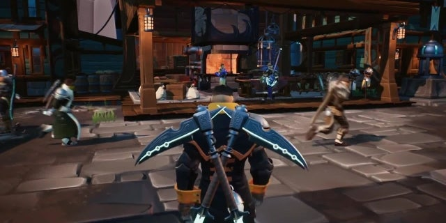 Dauntless - Forge Your Legend screen capture