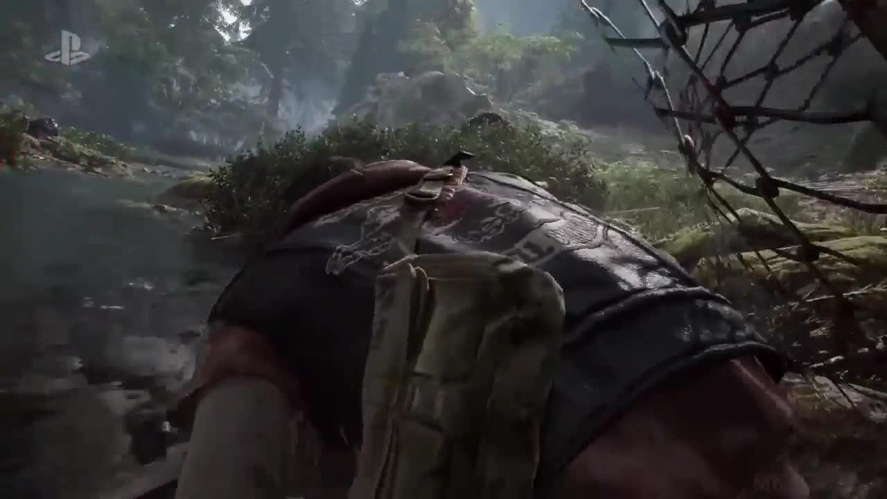 Days Gone - Gameplay Trailer screen capture