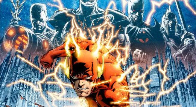 DC Flash Movie Flashpoint DCEU