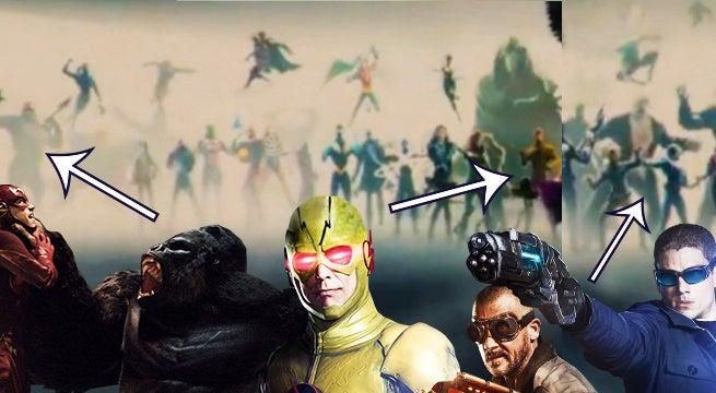 dceu intro flash villains