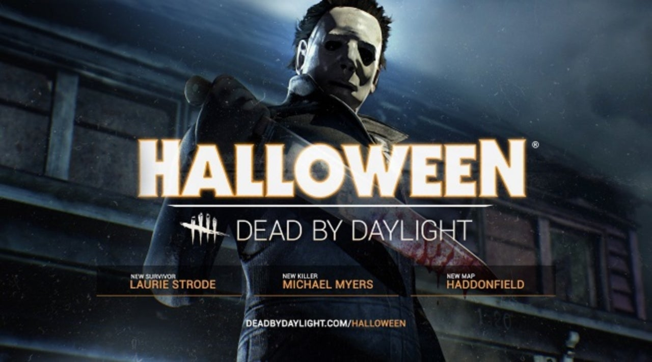 dead by daylights halloween dlc releasing on ps4 and xbox one
