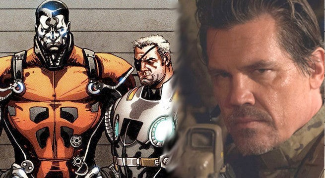 Deadpool 2 Josh Brolin Cable Colossus