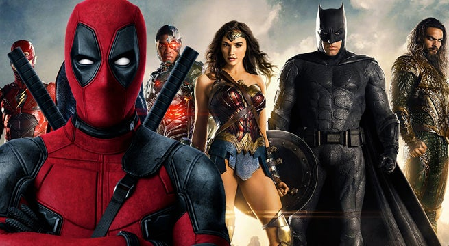 deadpool justice league