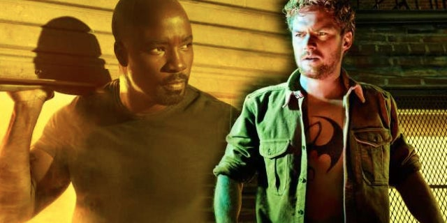 defenders iron fist luke cage heroes for hire