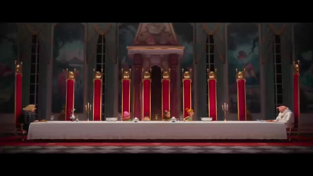 Despicable Me 3 Trailer #3 screen capture