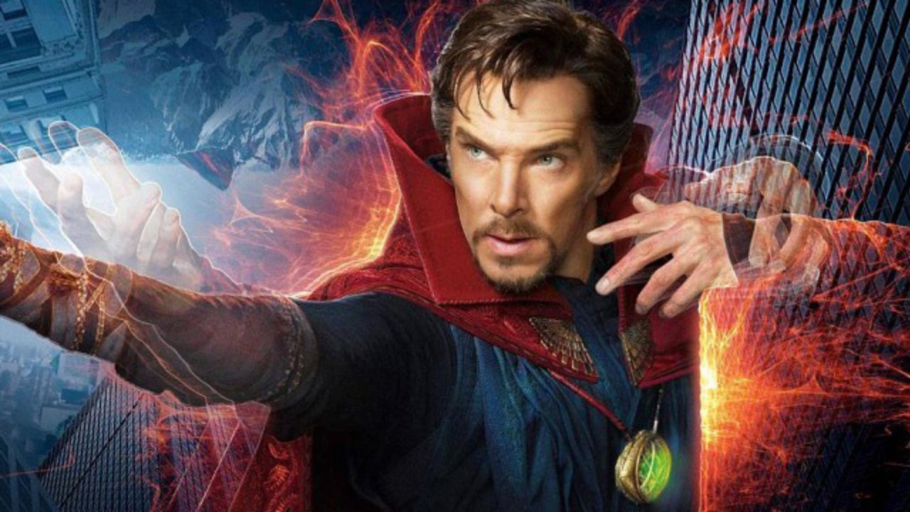 These Are the Spells Doctor Strange Used in 'Avengers
