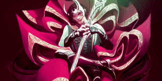 Doctor Strange Loki Sorcerer Supreme