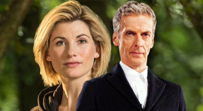 Doctor Who Thirteenth Doctor