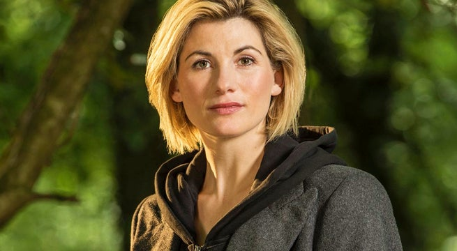 doctr who thirteenth doctor