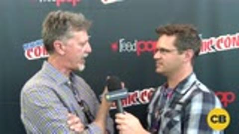Executive Producer Tim Kring Talks 'Beyond' at the New York Comic Con screen capture