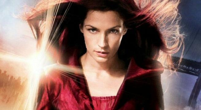 Famke Jansen Jean Grey Phoenix X-Men