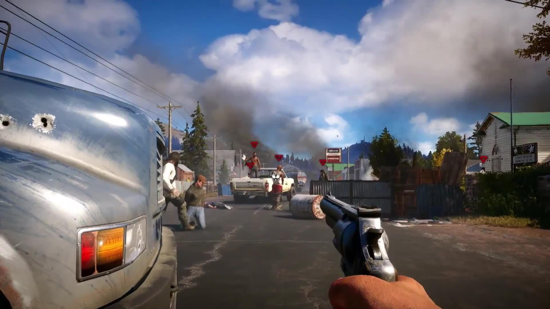 Far Cry 5 E3 2017 Gameplay Walkthrough screen capture