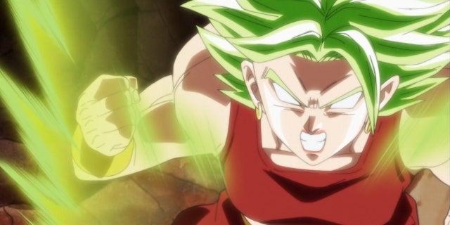 Dragon Ball Super to Unleash Exclusive Super Saiyan Kale Funko Soon