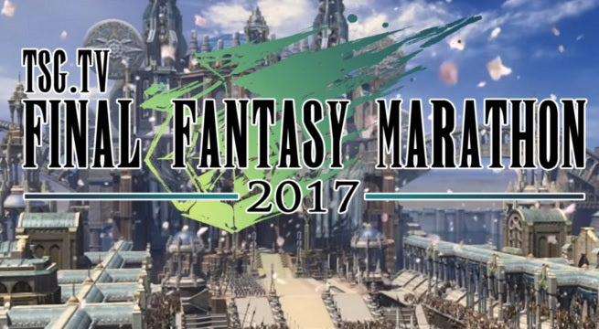 final fantasy marathon