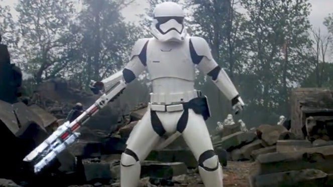 first order stormtrooper traitor