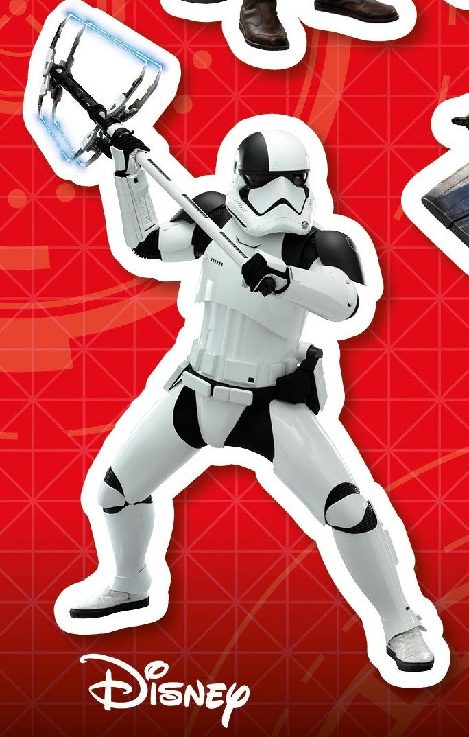 first order stormtrooper vibro ax