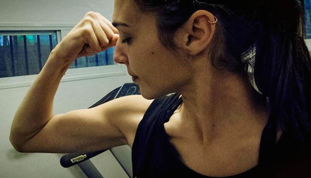 Gal Gadot Wonder Woman Workout