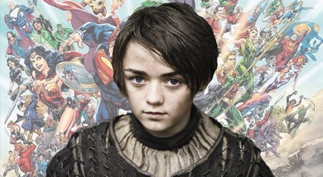 Game of Thrones DC Comics Easter Eggs