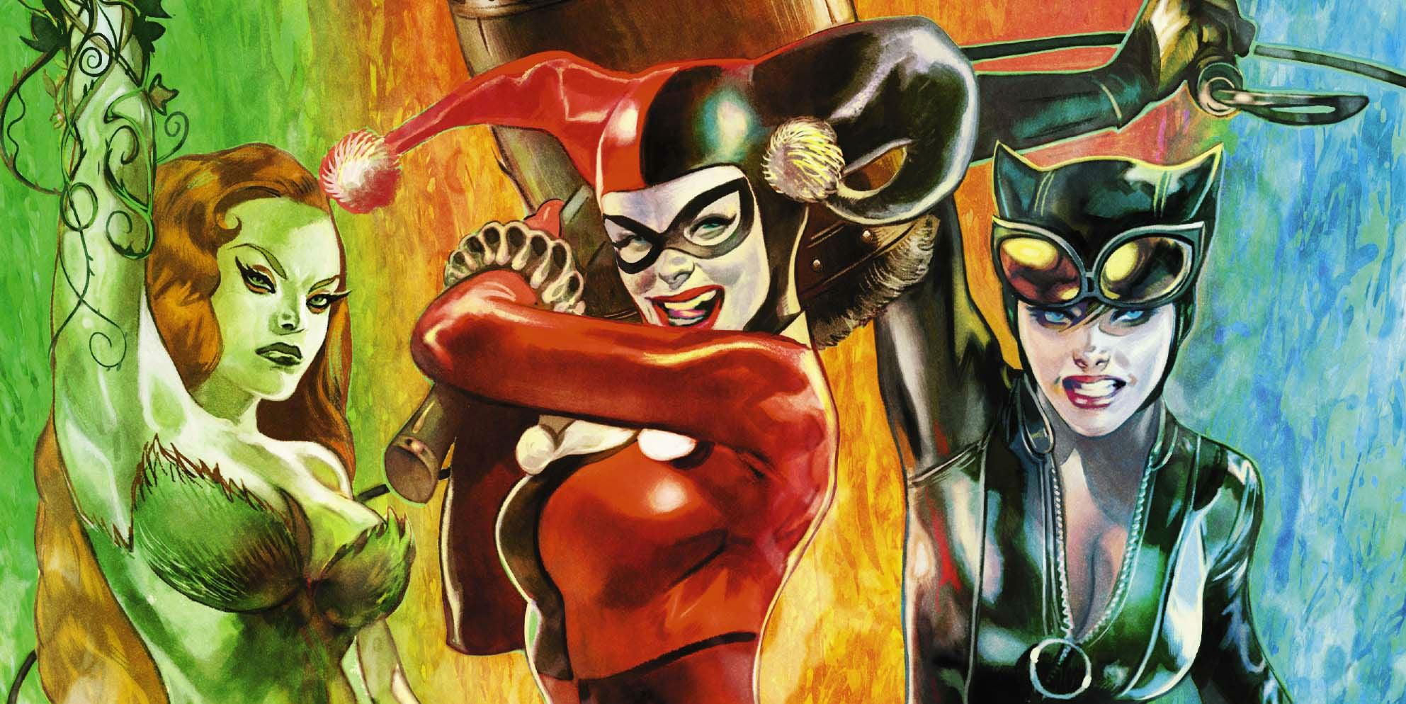 Gotham-City-Sirens-Poison-Ivy-Harley-Quinn-Catwoman