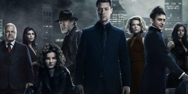 Gotham Season 4 Premiere Date Time