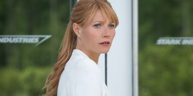 gwyneth paltrow spider-man homecoming pepper potts