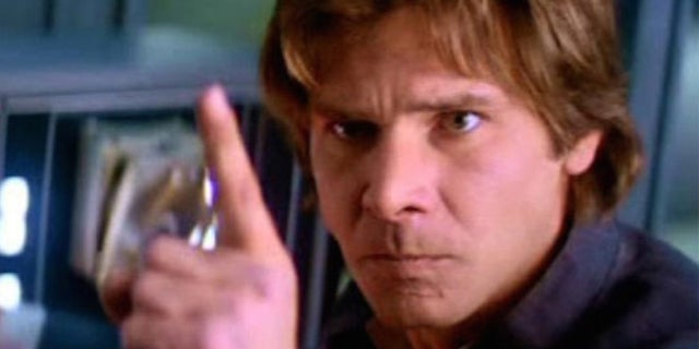 han solo never tell me the odds