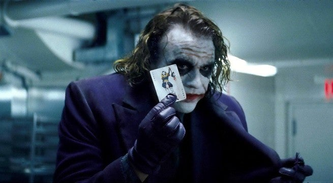 Heath Ledger Joker The Dark Knight