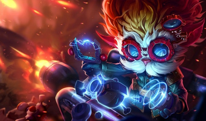 League of Legends' Accounts Will Get More Two-Step Verification