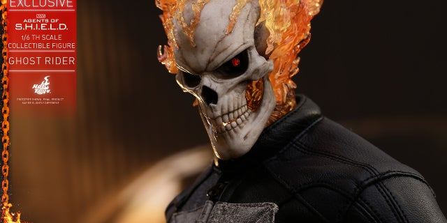 Hot Toys - AOS - Ghost Rider collectible figure_PR14