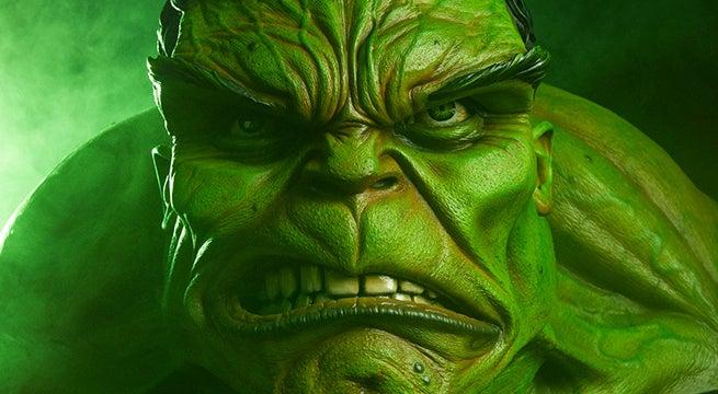 hulk bust sideshow