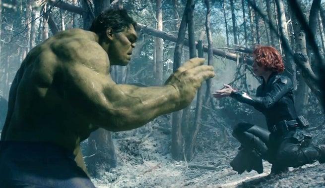 Hulk Widow
