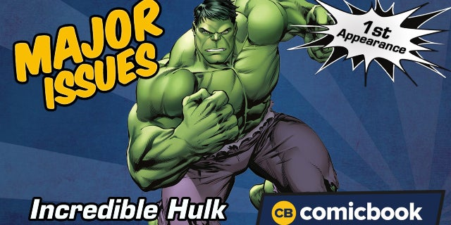 Incredible Hulk's First Appearance - Major Issues screen capture