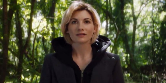 jodie withaker doctor who