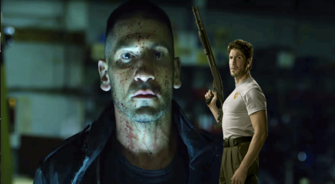 Jon Bernthal Punisher Walking Dead