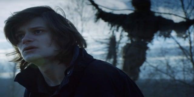 Jonathan Crane Scarecrow Gotham