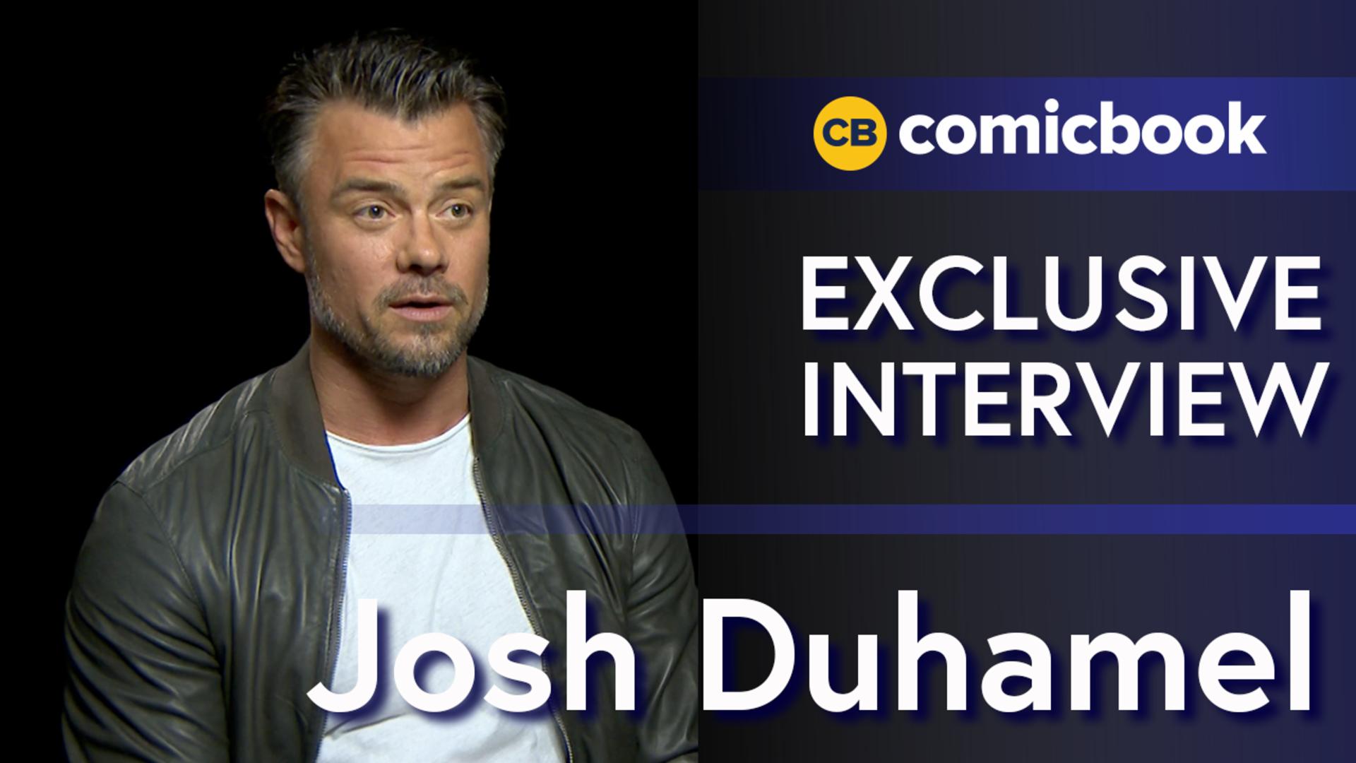 Josh Duhamel Talks Transformers: The Last Knight screen capture