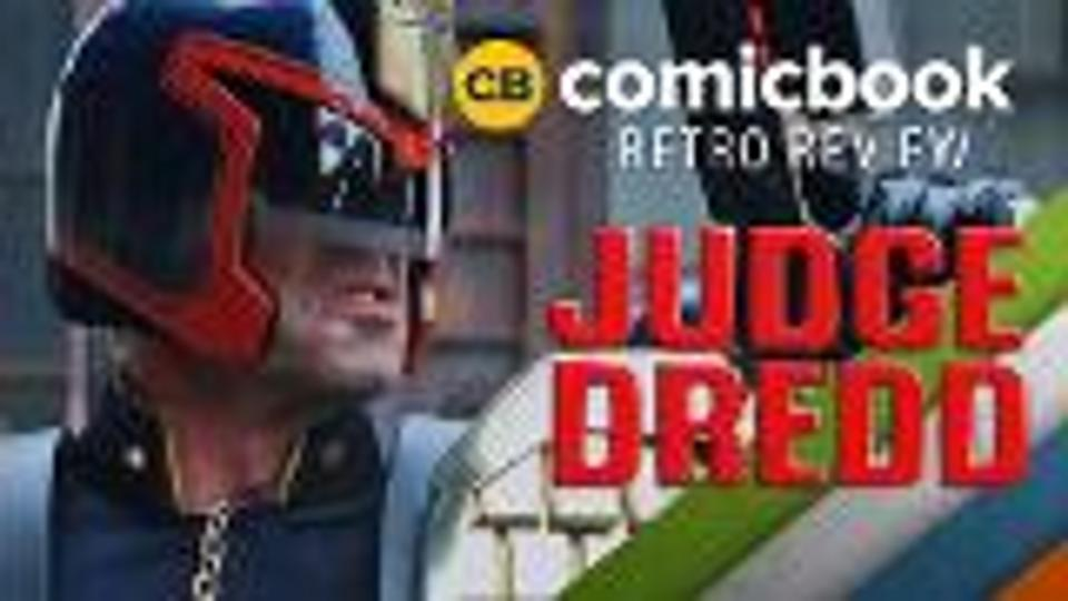 Judge Dredd (1995) - ComicBook Retro Review screen capture