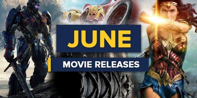 June 2017 Movie Releases screen capture
