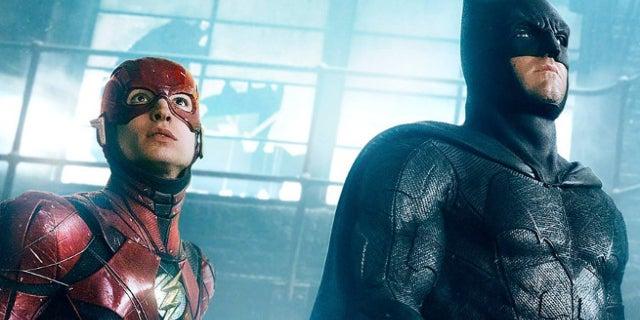 Justice League Batman Flash Flashpoint